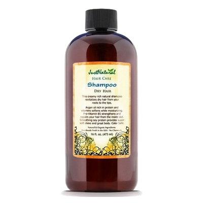 Just Natural Products Natural Dry Hair Shampoo