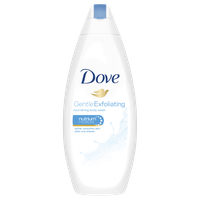 Dove Gentle Exfoliating Body Wash