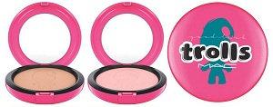 M.A.C Cosmetics Good Luck Trolls Beauty Powder
