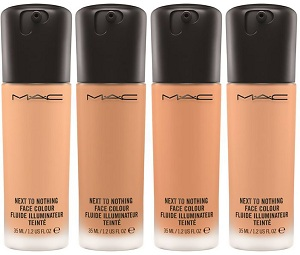 M.A.C Cosmetics Next To Nothing Face Color