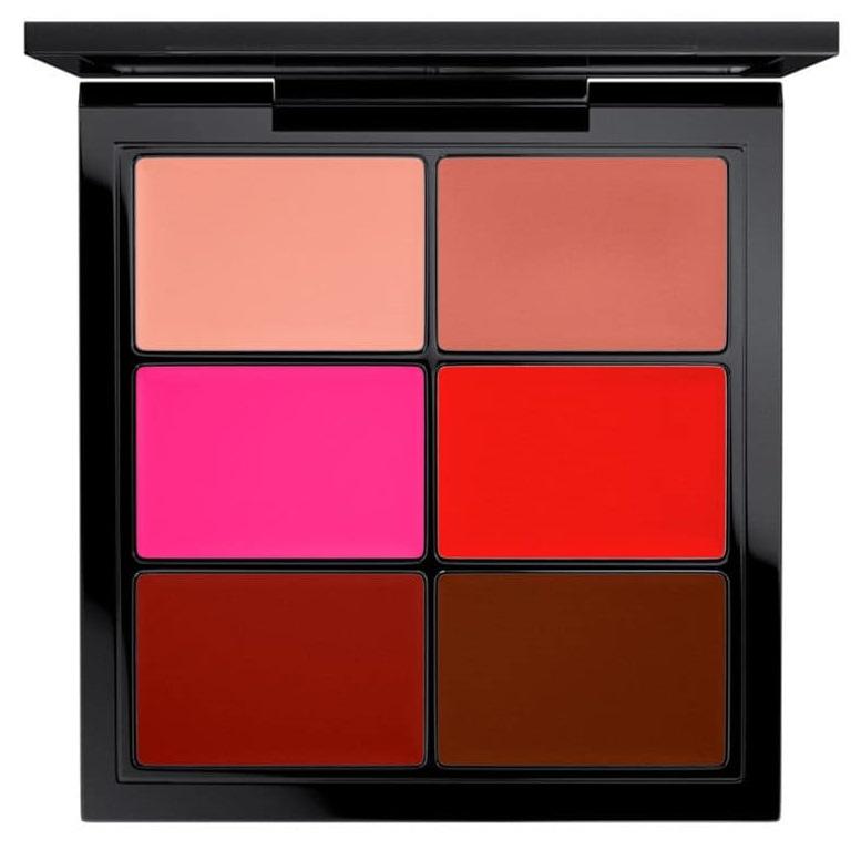 M.A.C Cosmetics Enhance Me Casual Colour Lip & Cheek X 6 Palette