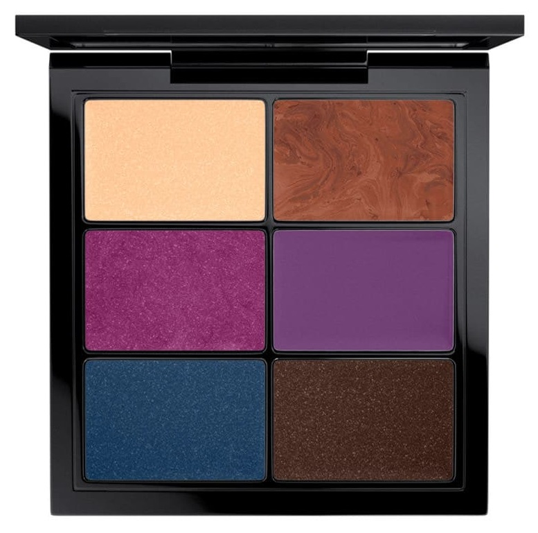 M.A.C Cosmetics Glamourize Me Creme Shadow X 6 Palette