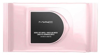 MAC Gently Off Wipes + Micellar Water