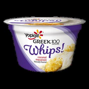 Yoplait® Greek 100 Whips!® Coconut Macaroon Yogurt
