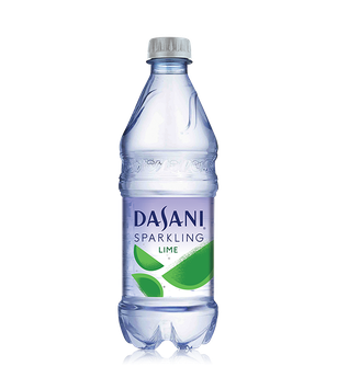 Dasani® Sparkling Lime Flavored Water
