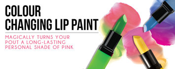 Barry M Cosmetic Colour Changing Lip Paint