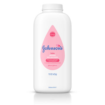 Johnson's® Baby Powder