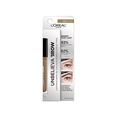 L'Oréal Paris UNBELIEVA-BROW Longwear Waterproof Brow Gel