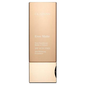 Clarins Ever Matte SPF 15 Skin Balancing Foundation