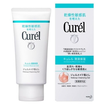 Curél® Makeup Cleansing Gel