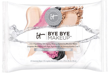IT Cosmetics® Bye Bye Makeup 3-in-1 Wipes