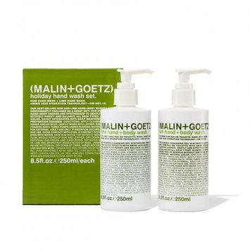 (MALIN+GOETZ) rum and lime holiday hand wash set