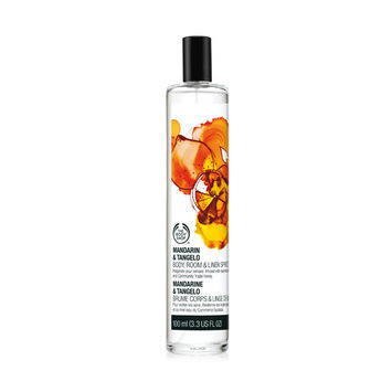 The Body Shop Mandarin & Tangelo Body, Room & Linen Spritz 100 ml