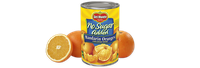 Del Monte® Mandarin Oranges - No Sugar Added