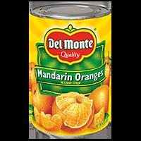 Del Monte® Mandarin Oranges in Light Syrup