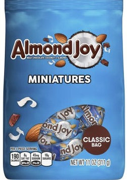Hershey's Almond Joy Miniatures
