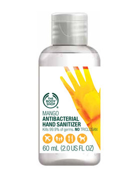 The Body Shop Mango Hand Sanitizer 2.0 fl oz