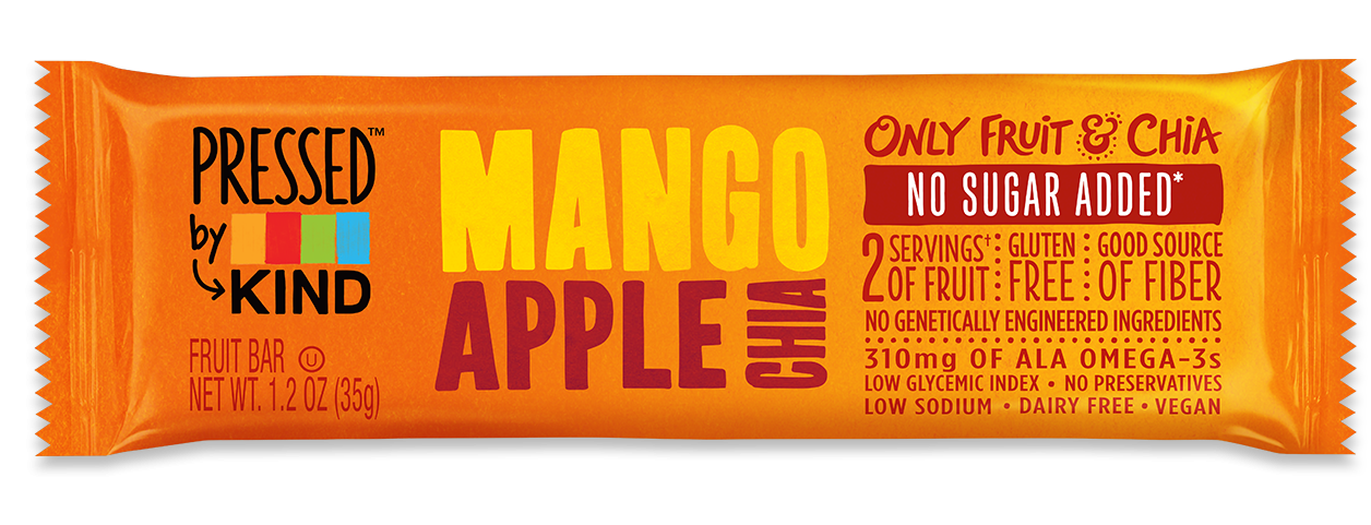 KIND® Mango Apple Chia