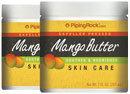 Piping Rock Mango Butter 2 Jars x 7 oz