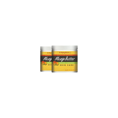 Piping Rock Mango Butter 2 Jars x 7 oz