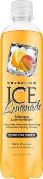 Sparkling ICE Lemonades - Mango