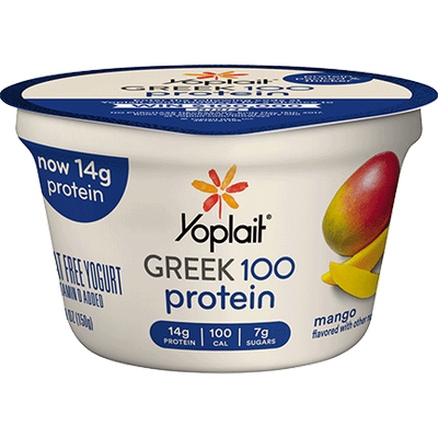 Yoplait® Greek 100 Protein Mango Yogurt