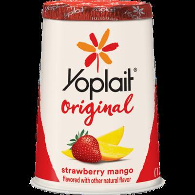 Yoplait® Original Strawberry Mango Yogurt