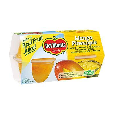 Del Monte® Mango Pineapple Fruit Cups