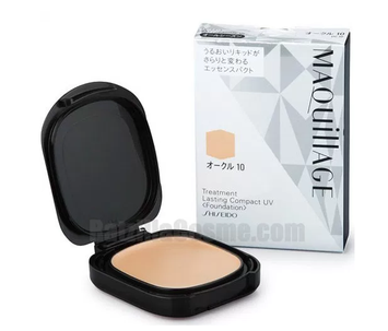 Shiseido Maquillage Treatment Lasting Compact UV SPF24