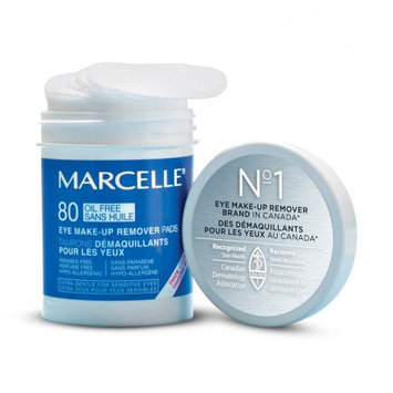 Marcelle Oil Free Eye Makeup Remover Pads