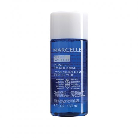 Marcelle Oil Free Eye Makeup Remover Lotion