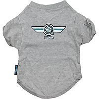 Hunter Manufacturing Hunter Mfg Seattle Mariners Dog Tee Shirt - Large