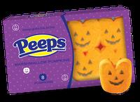 Peeps Happy Pumpkins