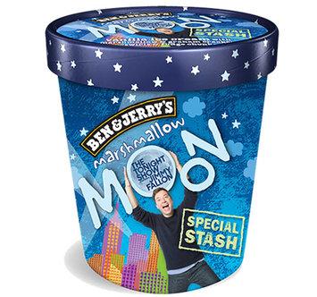 Ben & Jerry's® Marshmallow Moon Ice Cream
