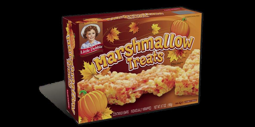 Little Debbie® Fall Marshmallow Treats