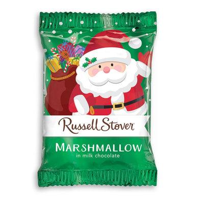 Russell Stover Milk Chocolate Marshmallow Santa,