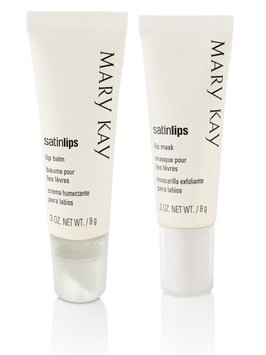 Mary Kay Satin Lips Set - Lip Balm & Lip Mask
