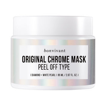 BONVIVANT Original Chrome Mask Peel Off Type