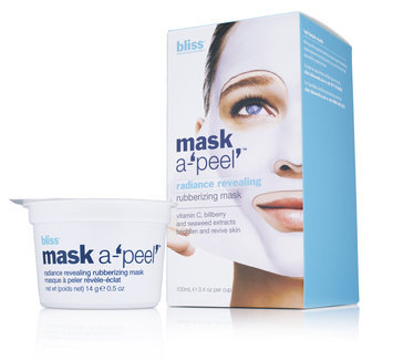 Bliss Mask A-Peel Radiance Revealing Vitamin C Spa Mask