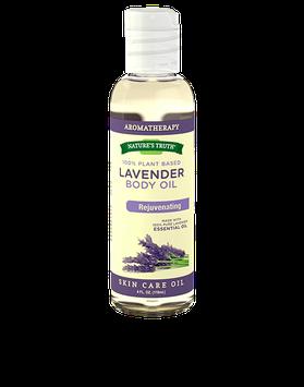 Nature's Truth Lavender Body Oil