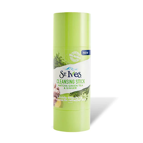0fed9a5936b St. Ives Matcha Green Tea & Ginger Cleansing Stick Reviews 2019