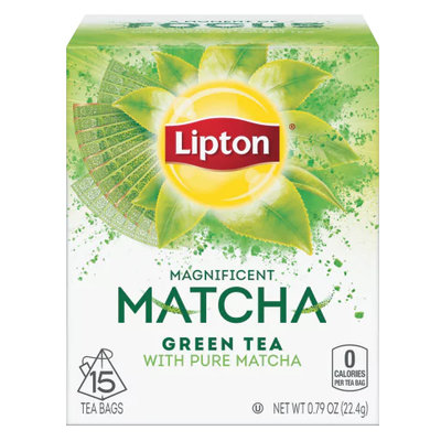 Lipton® Matcha Green Tea