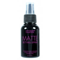 City Colors Matte Setting Spray