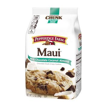 Pepperidge Farm® Maui Milk Chocolate Coconut Almond Crispy Cookies