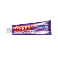 Colgate® MaxFresh® KnockOut™ Toothpaste Mint Fusion™