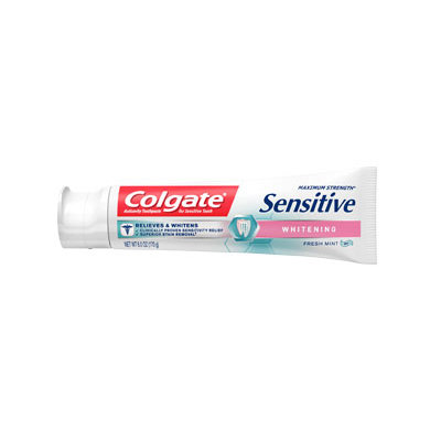 Colgate® Sensitive WHITENING Toothpaste