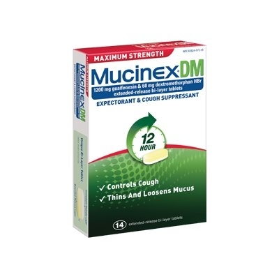 Mucinex DM Reviews