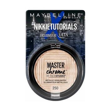 MAYBELLINE® New York FaceStudio Metallic Highlighter Nikkie Tutorials Master Chrome
