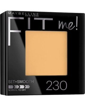 Maybelline Fit Me! Set + Smooth Pressed Powder