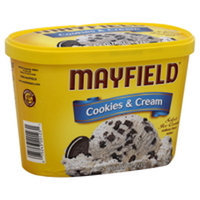 Mayfield Cookies and Cream
